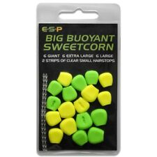 ESP Big Buoyant Sweetcorn Mixed Sizes Small Hairstops Orange / Red