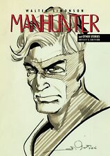 Walter Simonson's Manhunter & Other Stories Artist's Edition Variant HC NEW NIB
