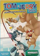 """coffret 4 dvd """"Tom et Jerry Show - Saison 1""""   NEUF SOUS BLISTER"""