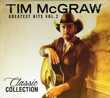 TIM MCGRAW - Greatest Hits Vol. 2; Classic Collection - CD - **SEALED/ NEW**