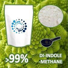 50g DIINDOLYLMETHANE / DI-INDOLE-METHANE (DIM) - high purity >99% + 100mg scoop