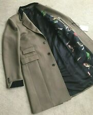 PAUL SMITH MAINLINE EPSOM COAT SIZE 38R RETAIL £795 MADE IN ITALY BNWT