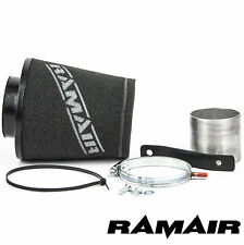 Mini Cooper S 1.6 I R53 ramair Espuma inducción Filtro De Aire rendimiento ingesta Kit