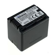 Digibuddy Accu Batterij voor Panasonic HDC-TM80 - 3400mAh 3.7V Akku Battery