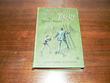 "Antique ""Masterman Ready"" (The Wreck of the Pacific) by F. Marryat~HC Book"