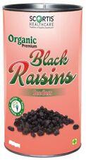 New Indian 100% Organic Black Raisins Seedless Natural Dried Fruit Freeze Herbal