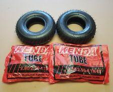 2 Tires & 2 Inner Tubes , 2.80/2.50-4, 2.50-4, Razor Scooter