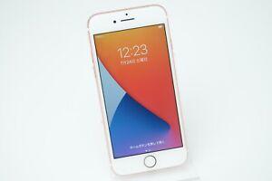 SIM FREE iPhone7 32G Rose gold sim unlocked shipping from Japan No.684