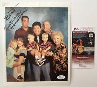Patricia Heaton Signed Auto 8x10 Photo JSA Certified Everybody Loves Raymond