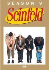 Seinfeld Complete 9th Season 0043396410060 With Jason Alexander DVD Region 1