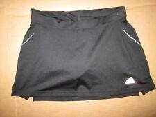 Womens Adidas skort skirt built n spandex shorts S Sm yoga tennis running