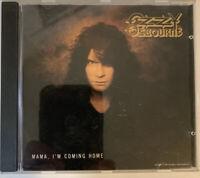 Ozzy Osbourne – Mama I'm Coming Home CD Single 1991 Epic ZSK 74093 - RARE!