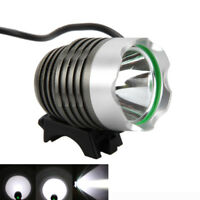 MTB LED Bike Cycling Headlight Bicycle Front Light Headlamp Light Night Riding