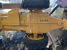 Vintage ERTL Backhoe/Loader 550 1/32 Ford Die-Cast #1456-1HEO Made In Macau