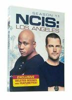 NCIS: Los Angeles Season 11 (DVD, 5-Disc)  Brand New / Slipcover. Fast Shipping