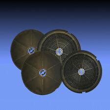 MEGA SPARSET 4 Aktivkohlefilter Kohle Filter Dunstabzugshaube CANDY/HOOVER ACM62