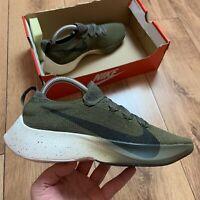 Nike Vapor Street Flyknit Trainers Size UK 6 EUR 40 Green AQ1763 201 NEW