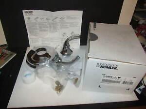 Kohler TLS10276-4-CP  CHROME PLATED FORTE SHOWER TRIM,LESS HEAD