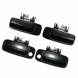 For 97 98 99-01 Toyota Camry DS121 Set Of 4 PCS Outside Door Handle Non-Painted