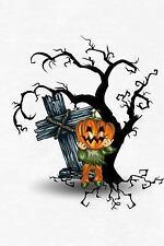 Spookies 150 Grid Notebooks: Jack-O-lantern Scarecrow Grid Notebook : 150...