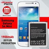 Original Samsung Galaxy S4 Mini GT-I9190 I9195 Duos Akku Batterie Battery B500BE
