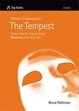 HSC English Top Notes study Guide The Tempest