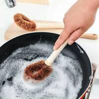 Kitchen Washing Tool Palm Brush Non Stick Oil Pot Scouring Brush DP~AU