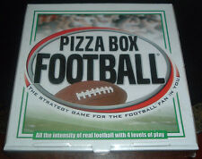 New in Factory Sealed Sealed Box Pizza Box Football Four Levels of Fan Play