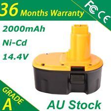 For Dewalt 14.4V XRP Battery DE9038,DE9087,DE9091,DE9091-XJ,DE9092,DE9094,DE9502