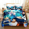 Dragon Ball Single/Double/Queen/King Size Bed Quilt Doona Duvet Cover Set
