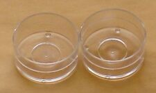 1000 Clear Plastic Tealight Cups - Wholesale - Made in the Usa