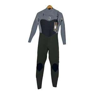 NEW Rip Curl Womens Full Wetsuit Size 12 Flash Bomb 3/2 Chest Zip - $399