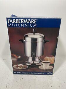 Farberware automatic Coffee urn 10-22 cup Coffee Maker FSU 122 NEW OPEN BOX