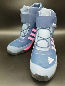 Adidas Adisnow CF Mädchen Trekking/Wander/Winterschuhe EUR 35,5 22CM *NEUWERTIG*
