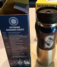 Seattle Mariners 2013 Fathers Day Travel Mug Nib Ss Rare Only Fathers Day Game
