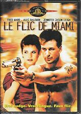 DVD ZONE 2--LE FLIC DE MIAMI--BALDWIN/WARD/JASON LEIGH/ARMITAGE--NEUF
