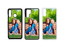 PERSONALISED PHONE CASE COVER CUSTOM PHOTO FOR HUAWEI P10 P20 P30 PRO LITE P8 P9