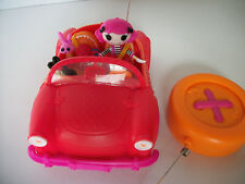 LaLaLoopsy Silly Fun House RC Remote Control Car Charlotte Charades Accessories