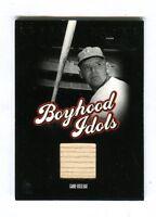 2003 Fleer Boyhood Idols Frank Howard Senators Game-Used Bat jh40