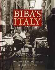 Biba's Italy by Biba Caggiano (Hardback, 2006)