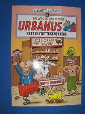 Urbanus 163 EERSTE DRUK