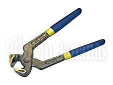 "10/"" 250mm LARGE TOWER PINCERS PLIERS CARPENTERS PLIER NIPPER UPHOLSTERY TOOLS"