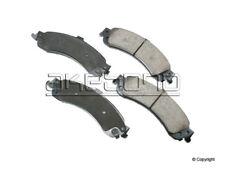 Disc Brake Pad Set fits 2000-2006 GMC Yukon XL 1500 Sierra 1500  MFG NUMBER CATA