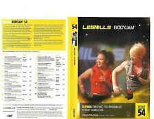 Les Mills Body Jam 54 Complete DVD, CD, Case and Notes