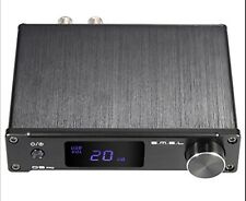 Mint Condition SMSL Q5 Pro Digital Amplifier 2-50watt DAC