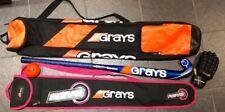 Grays GX4000 Hockey Stick + 2 Grays Bags, Grays Left Hand Glove & Hockey Ball