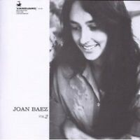 JOAN BAEZ - JOAN BAEZ VOL.2  CD NEU