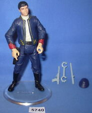 """Star Wars 2001 BESPIN GUARD Cloud City Security POTJ  3.75"""" COMPLETE Figure #2"""