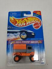 1994 Hot Wheels Real Riders 2 of 4 Mercedes-Benz Unimog 1/64 Die Cast #318 13305