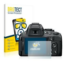 AirGlass VITRE PROTECTION VERRE pour Nikon D5100
